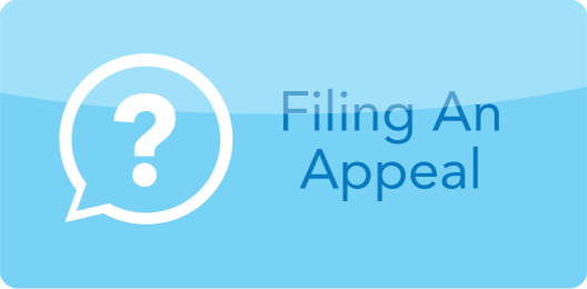 Filing an appeal