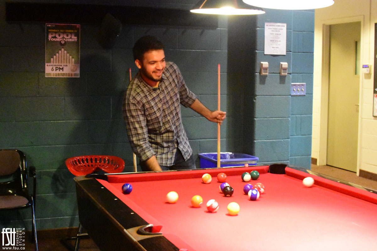 Pool Tournament