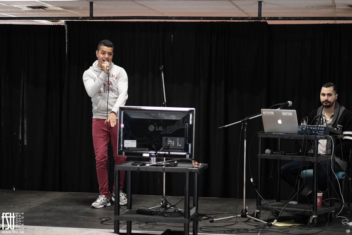 Fanshawe Student Union > Karaoke