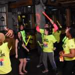 Glow Run and Glow Party photos