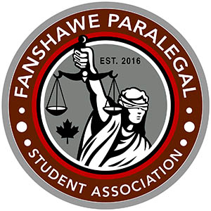Fanshawe Paralegal Student Association