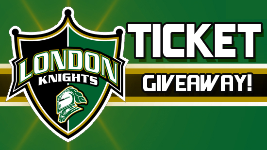 London Knights ticket giveaway