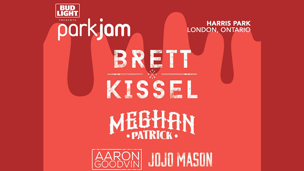 Parkjam country night acts