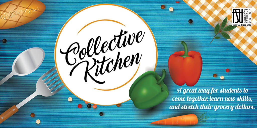 The Collective Kitchen Wednesday, January 31st, 2018					