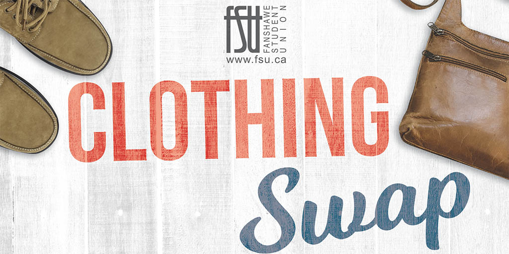 Clothing Swap Tuesday, March 27th, 2018					