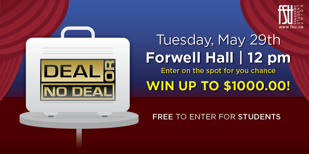 Deal or No Deal Tuesday, May 29th, 2018					