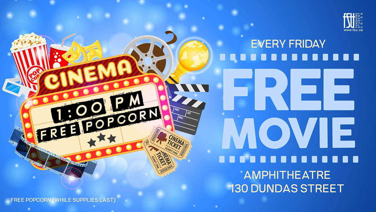 Free Movie and Popcorn: Yesterday