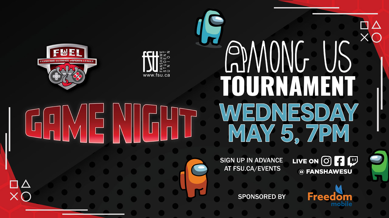 Game Night: Among Us Tournament