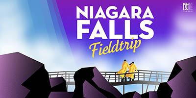 Niagara Falls Field Trip Saturday, May 13th, 2017>