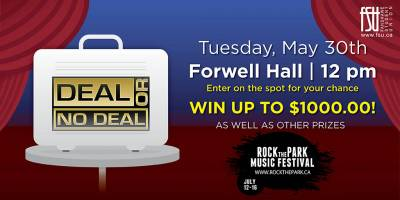 Deal or No Deal Tuesday, May 30th, 2017>