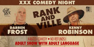 Comedy Night: Rank and Vile Wednesday, March 21st, 2018 to Wednesday, March 21st, 2018 The Out Back Shack Free All-ages with valid Fanshawe student card/19+ without