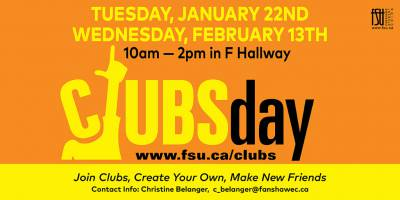 Clubs Day
