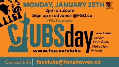 FSU Clubs Day