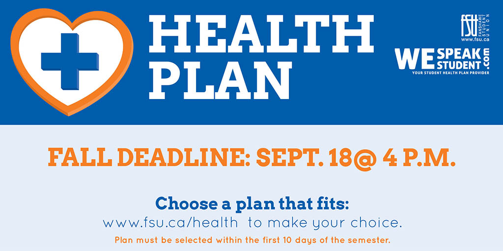 Health Plan Opt-out Fall Deadline Sept. 18th at 4pm