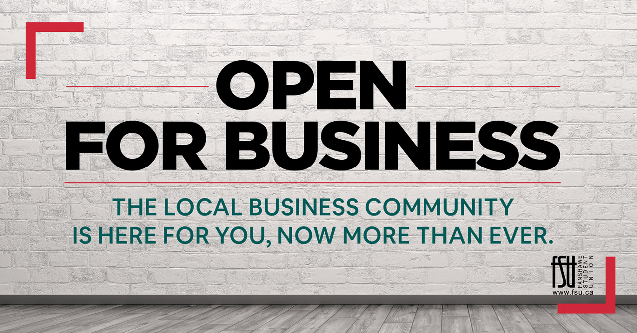 See which businesses are open for you